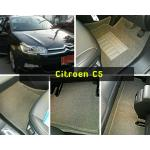 Citroen C5 ไวนิลเทาขอบเทา