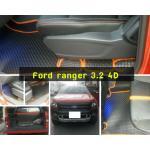 Ford ranger 3.2 4D กระดุมดำขอบส้ม