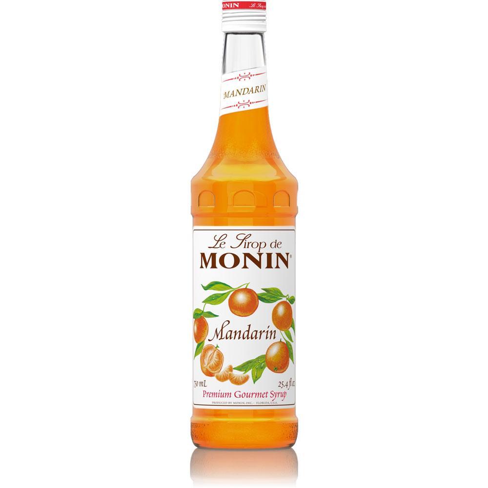 Mandarine Syrup - 700ml