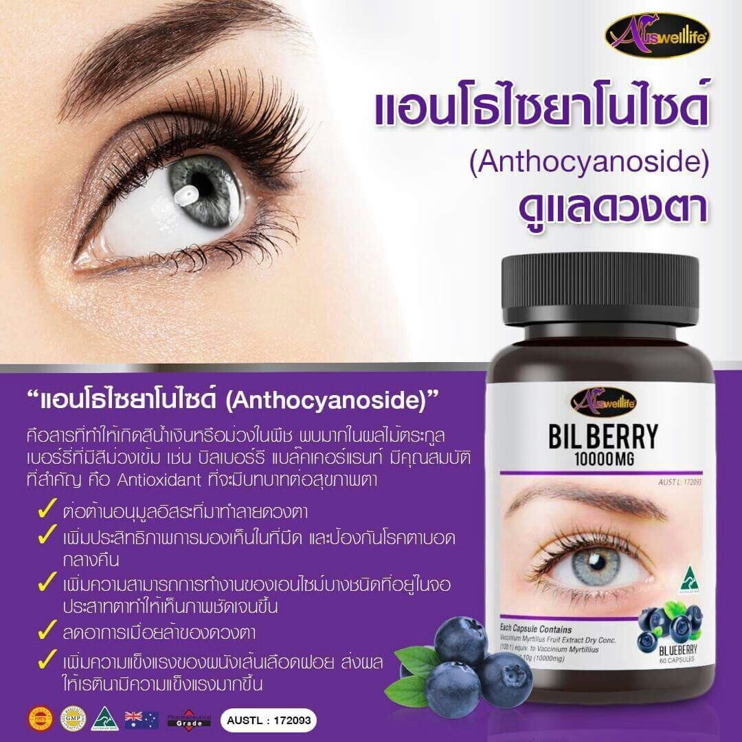 Bilberry Auswelllife