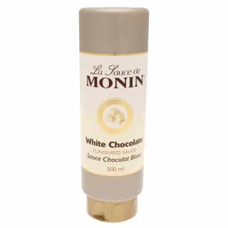 White Chocolate Sauce - 500ml