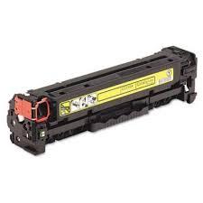 CE412A (HP305A) FOR HP COLOR LASERJET PRO 300M300 MFP/M351a/375nw/400/M400 MFP/M475dn/M475dw/M451nm/M451dn/M451dw/M475dn/M475dw YELLOW (2.6K)