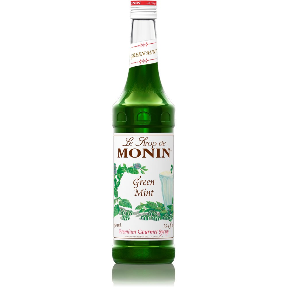 Green mint Syrup - 700ml
