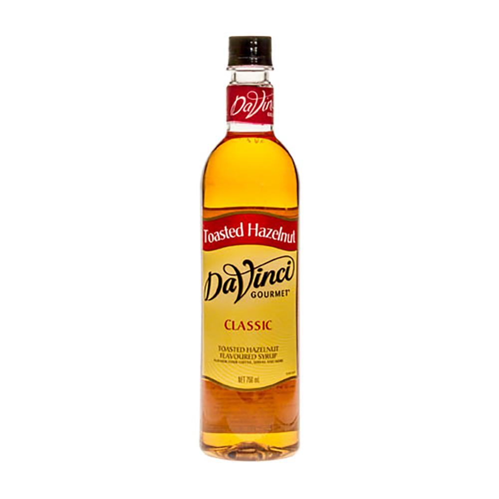 Toasted Hazelnut Syrup - 750ml