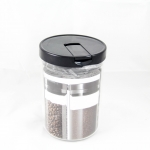 Glass Canister M 800 ml.