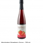 Mornington Strawberry Syrup