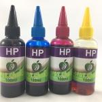 น้ำหมึกเติมเอชพีขนาด 100 ซีซี(BEST CHOICE INKJET REFILL FOR HP 100 ML)