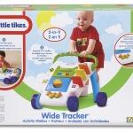พร้อมส่ง ผลักเดิน Little Tikes wide tracker activity walker ปรับหนืดได้ ของแท้ ส่งฟรีพัสดุไปรษณีย์(PB)