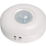 สวิตช์ตรวจจับการเคลื่อนไหว ชนิดติดเพดาน (Ceiling Mounted Infrared Motion Sensor)