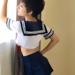ชุดญี่ปุ่นกวนใจเสมอ(6731) (S / M / L / XL / XXL)