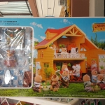 บ้านกระต่ายHappy Family 4 ส่งฟรี สำเนา