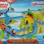 รถไฟ Thomas and friends intelligent sensor & dialog 104 ชิ้น by wintek ส่งฟรี
