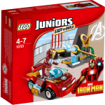 LEGO 10721 JUNIORS IRON MAN VS LOKI