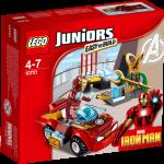 LEGO 10721 JUNIORS IRON MAN VS LOKI