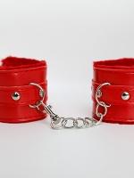 ข้อมือกุญแจโซ่สีแดง(7230)