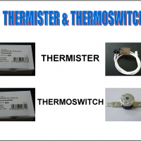 THERMISTER & THERMOSWITCH