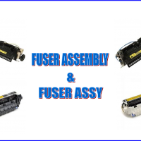 FUSER ASSEMBLY & FUSER ASSY