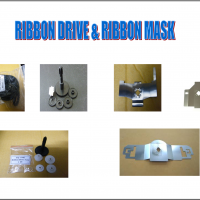RIBBON DRIVE & RIBBON MASK