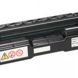 RIC406351 TONER CARTRIDGE FOR Ricoh Aficio SP C231N/SP C231SF/SP C232DN/SP C232SF/SP C242DN/SP C242SF/SP C311N/SP C312N/SP C320DN YELLOW 2.5K