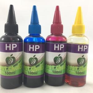 BIRHP1001 น้ำหมึกเติมสีดำ ยี่ห้อ Best Choice ใช้เติมกับเครื่องพิมพ์ hp inkjet ทุกรุ่น