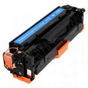 CE411A (HP305A) FOR HP COLOR LASERJET PRO 300M300 MFP/M351a/375nw/400/M400 MFP/M475dn/M475dw/M451nm/M451dn/M451dw/M475dn/M475dw CYAN (2.5K)