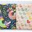 ปกพาสปอร์ตผ้า ลายน่ารัก ลายผ้าจากอังกฤษ มีสายคล้องและช่องใส่บัตร thumbnail 4