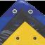 ผ้าใบกันน้ำ HDPE SHEET (ผ้าผืนสำเร็จ) thumbnail 1