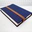 ปกหนังสือผ้า handmade สายรัดป้องกันปกยับ กันน้ำ ขยายขนาดได้ thumbnail 4