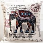 หมอนอิง Lovely Elephant