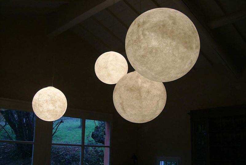 โคมไฟดวงจันทร์ 9