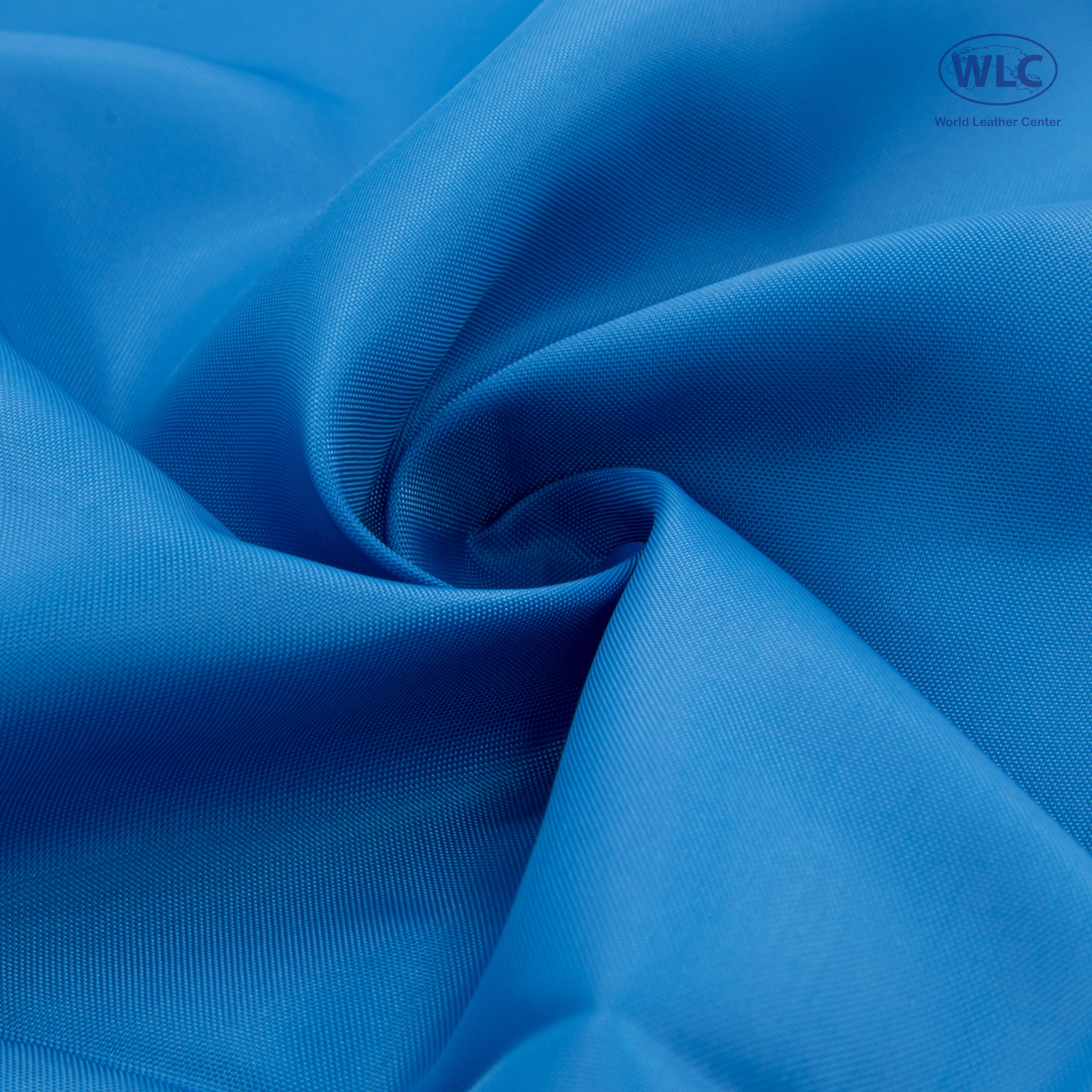 ผ้าร่ม โพลี T1000 สีฟ้า