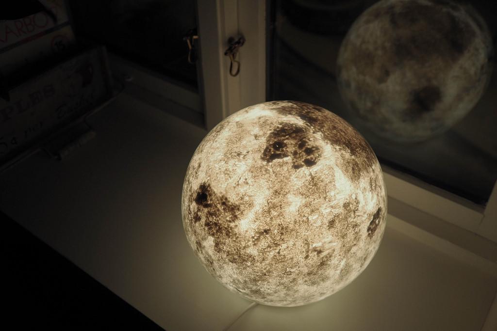 โคมไฟดวงจันทร์ 2
