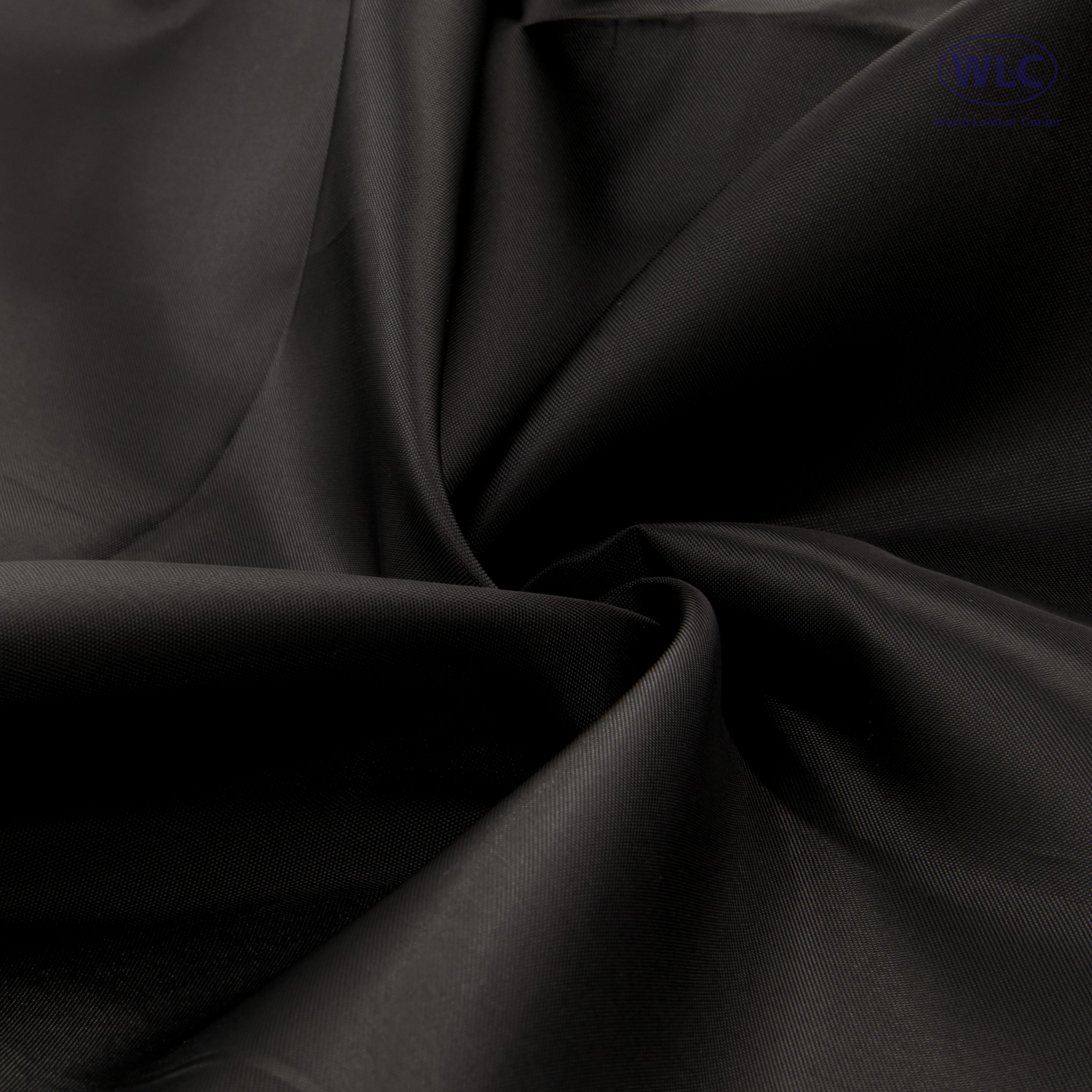 ผ้าร่ม โพลี T1000 ดำ