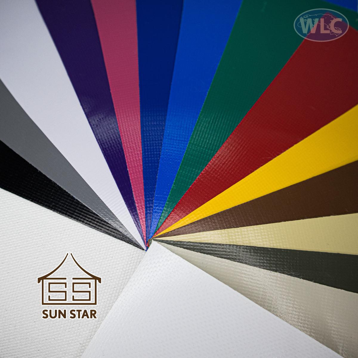 PVC Coated Tent Sunstar