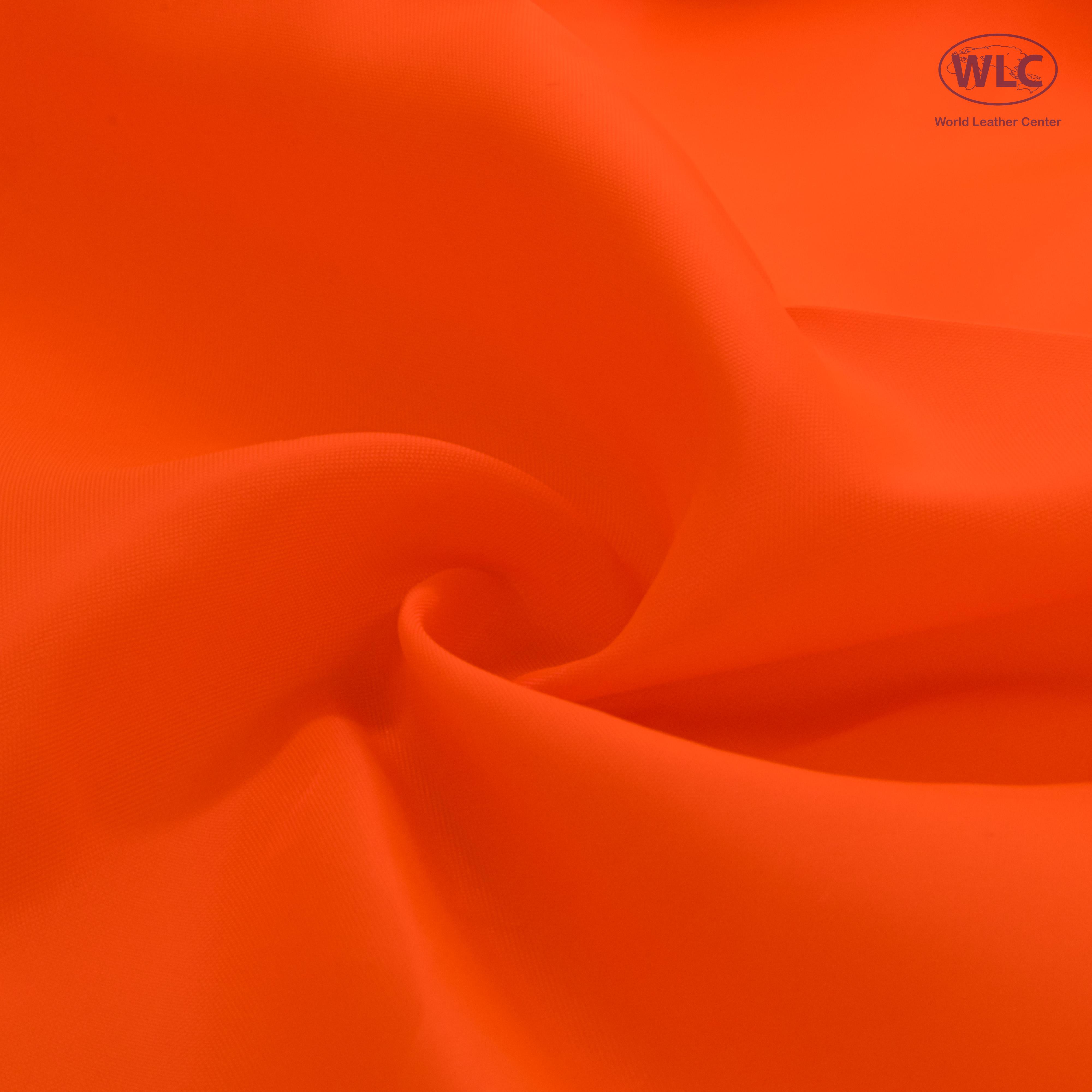 ผ้าร่ม โพลี T1000 ส้ม