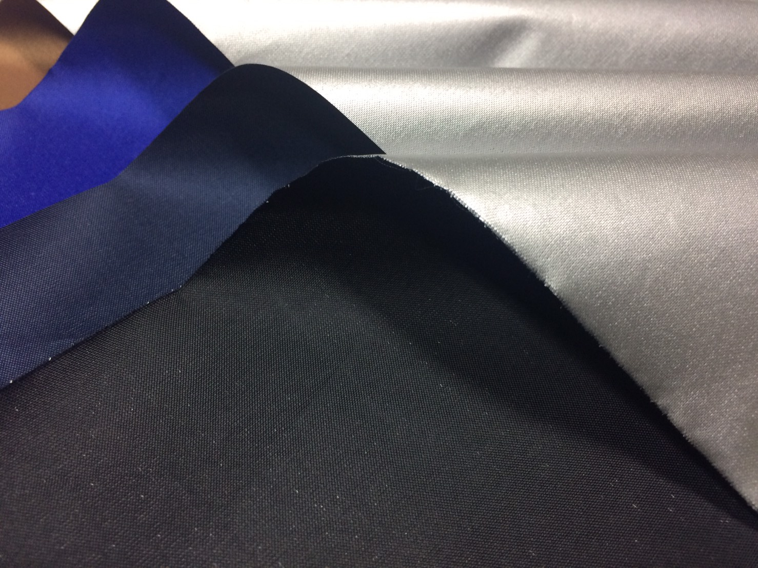 Silver Coated Fabric
