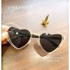 แว่นตา CROP BRAND รูปหัวใจ งานสวย ทรงเป๊ะ น่าร้ากสดใส ในเดือนแห่งความรักและSUMMER