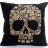 หมอนอิง Scary Skull 4