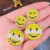 ต่างหู CROP BRAND รูป SMILE น่ารักสดใส ขนาด 2.4x4.5ซม. MADE IN CHINA ทำจากวัสดุคุณภาพดีน้ำหนักเบาคะ