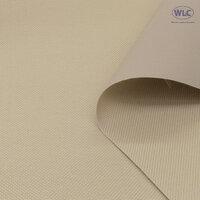 600D PVC Oxford Polyester/ Flat Backing/58''/50Y/Cream Beige*C