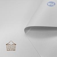 "PVC Coated Tent Sunstar/44""/100y/Write"