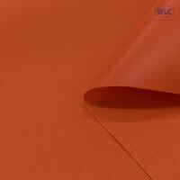 600D PVC Oxford Polyester/ Flat Backing/58''/50Y/Orange*F