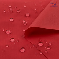 210TWaterproof PU Nylon Taffeta/58''/True Red