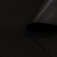 600D PVC Oxford Polyester/ Flat Backing/58''/50Y/Black*F