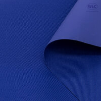 600D PVC Oxford Polyester/ Flat Backing/58''/50Y/Royal Blue*T