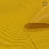 600D PVC Oxford Polyester/ Flat Backing/58''/50Y/Yellow*F