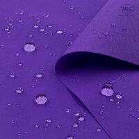 210T Waterproof PU Nylon Taffeta/58''/Dark Purple