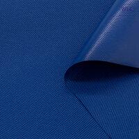 600D PVC Oxford Polyester/ Flat Backing/58''/50Y/Royal Blue*F