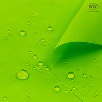 210T Waterproof PU Nylon Taffeta/Neon Lemon