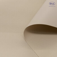 600D PVC Oxford Polyester/ Flat Backing/58''/50Y/Cream*T